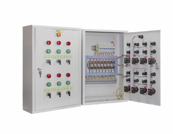 Шкафы управления вентилятором противодымной защиты