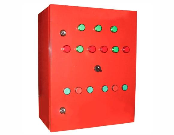 Шкаф управления пожарными задвижками
