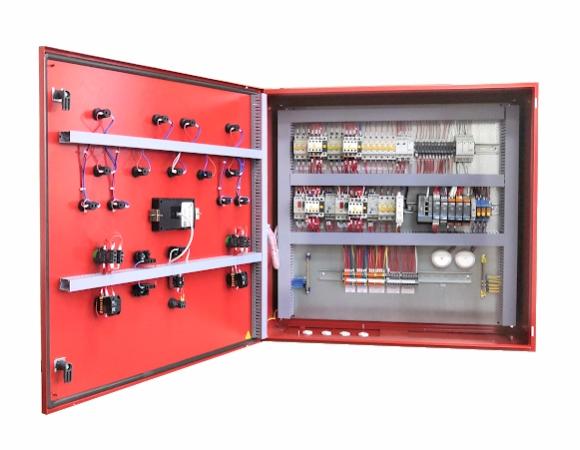 Шкаф управления пожарными насосами